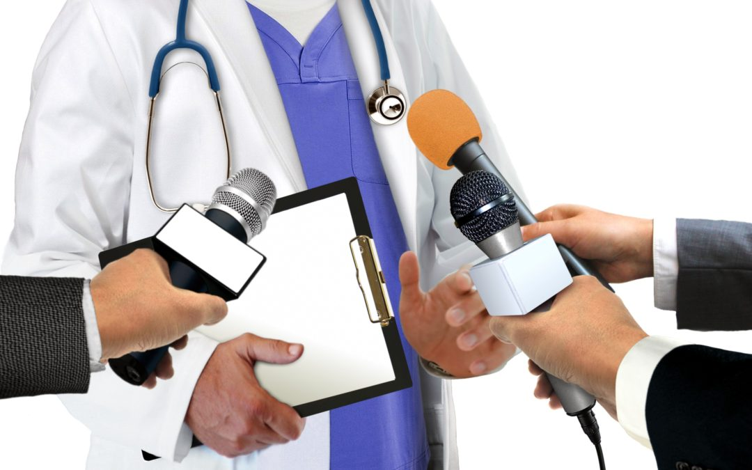 Doctors in the Media: Abiding by HIPAA